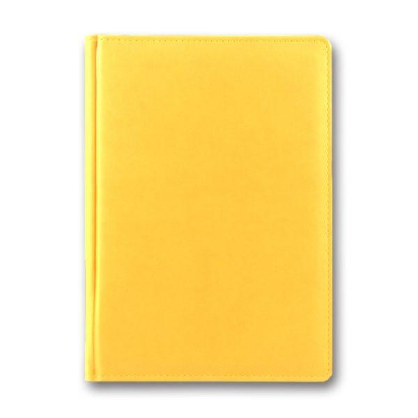 Ежедневник А5 датированный 2021 WINNER ЗВ-55, желтый
