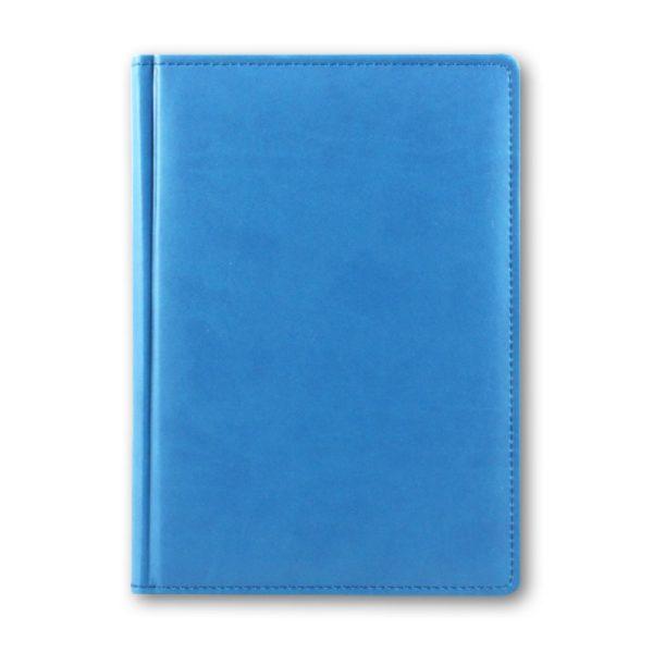 Ежедневник А5 датированный 2021 WINNER ЗВ-55, ярко-синий