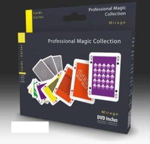 Фокус Oid Magic «КАРТЫ МИРАЖ» с DVD