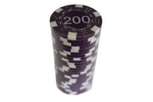 """Фишки для покера Duke с номиналом """"200"""""""