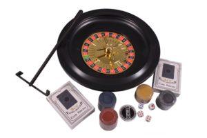 Набор Duke из 5-ти игр:«Рулетка», «Покер», «Блек Джек», «Кости», «Покер Лас-Вегас»