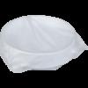 Тарелка десертная одноразовая, d-16,5см, белая, 1-секция, 4 г, 100 шт 50704