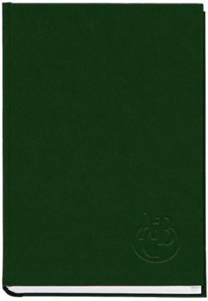 Книга алфавитная А5, 112 листов, зеленая