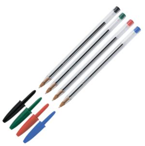 """Ручка шариковая """"Cristal"""" пластиковый корпус, 0,32мм"""