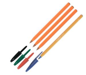 """Ручка шариковая """"Orange"""" пластиковый корпус, 0,3мм"""