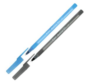 """Ручка шариковая """"ROUND STIC"""" пластиковый корпус, 0,32мм"""