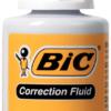 """Корректирующая жидкость """"BIC"""" с кисточкой, 20 мл"""