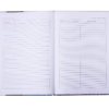 Дневник школьный COOL GIRL B5, 48 листов, твердая обложка, иск.кожа / поролон, малиновый 52246