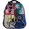 Рюкзак шкільний каркасный Kite Education Harry Potter HP21-531M