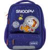 Рюкзак детский Kite Kids Peanuts Snoopy SN21-559XS-2, синий