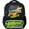 Рюкзак детский Kite Kids Hot Wheels, HW21-559XS, черный