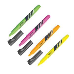 Текст-маркер FLUO PEPS Pen, 1-5мм, клиновидный