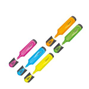 Текст-маркер FLUO PEPS Classic, 1-5мм, клиновидный