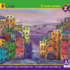 Альбом для рисования ZIBI 8 листов, 120г/м2, на скобе 52232