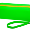 Пенал силиконовый МОНОХРОМ, 18х7х5 см, салатовый, ZB.704220-07