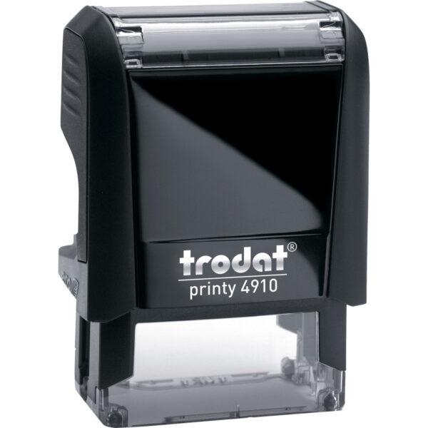 Оснастка для штампа 26х9мм TRODAT, черный корпус