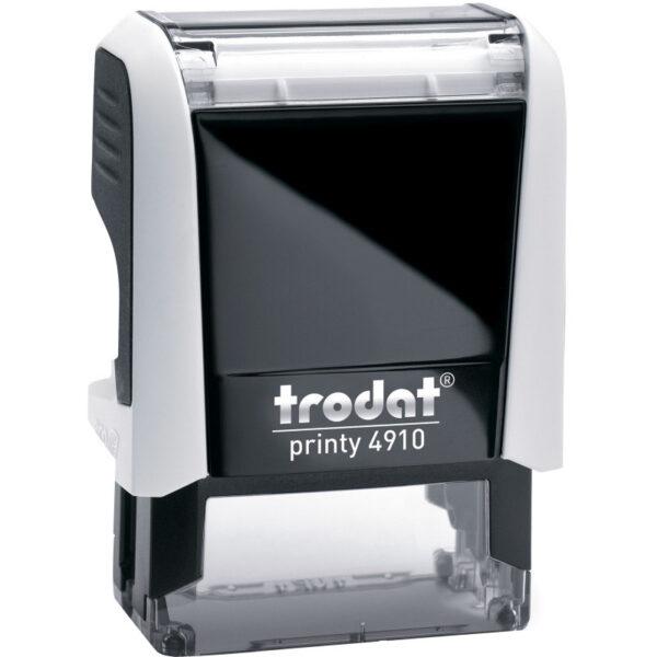 Оснастка для штампа 26х9мм TRODAT, белый корпус