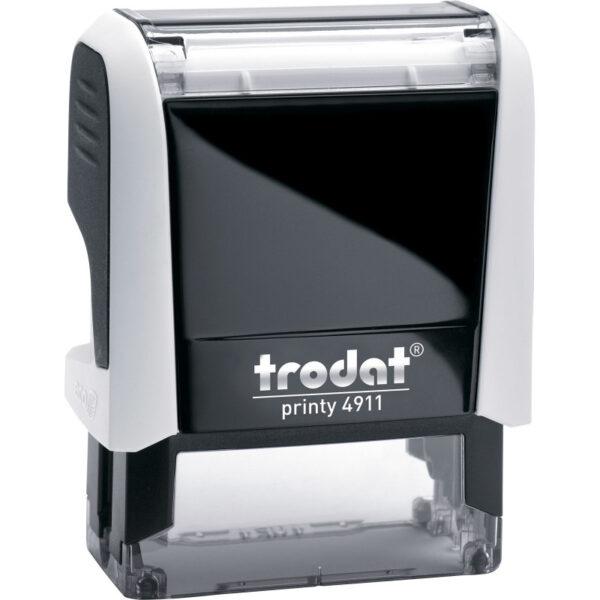 Оснастка для штампа 38х14мм TRODAT, белый корпус