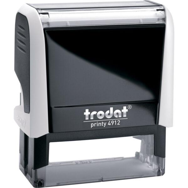 Оснастка для штампа 47х18мм TRODAT, белый корпус