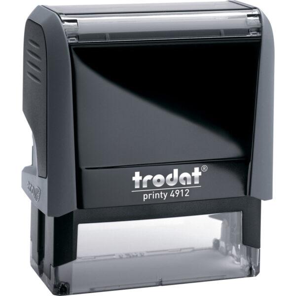 Оснастка для штампа 47х18мм TRODAT, серый корпус