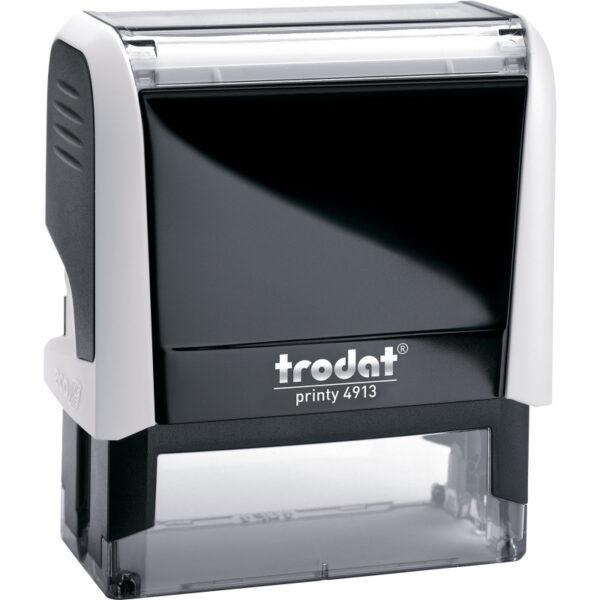Оснастка для штампа 58х22мм TRODAT, белый корпус