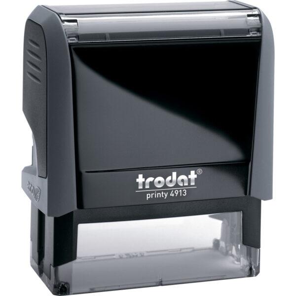 Оснастка для штампа 58х22мм TRODAT, серый корпус