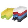 Лоток горизонтальный Esselte Europost VIVIDA( 6 цветов), пластиковый