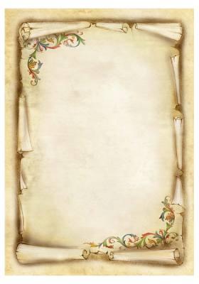 """Картон для дипломов Galeria Papieru A4 """"Dyplom Soplica"""", 170 г/м2, 25 шт"""