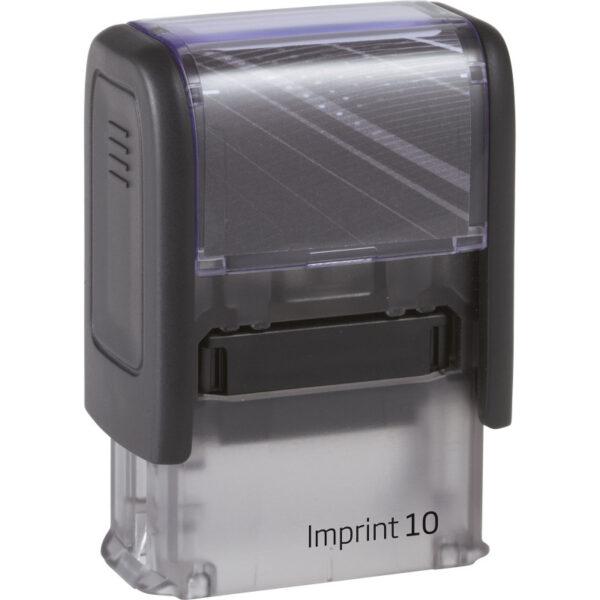 Оснастка для штампа 26х9мм IMPRINT-10, черный корпус