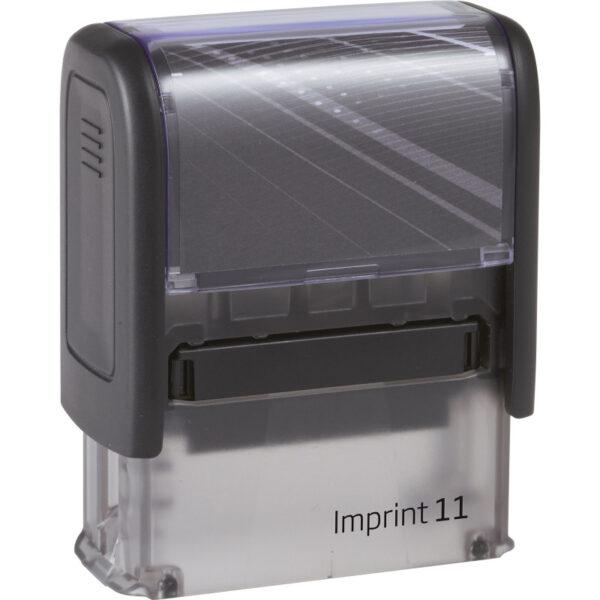 Оснастка для штампа 38х14мм IMPRINT-11, черный корпус