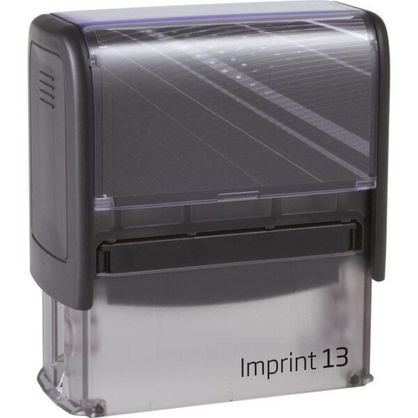Оснастка для штампа 58х22мм IMPRINT-13, черный корпус