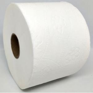 Туалетная бумага Tisha, Jumbo Basic 203030 d=16см, 2 слоя, 120м, 1 рулон, белая