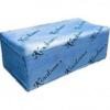 Полотенца-вкладыши Кохавинка V-сложение 250х230мм, 200шт, синие