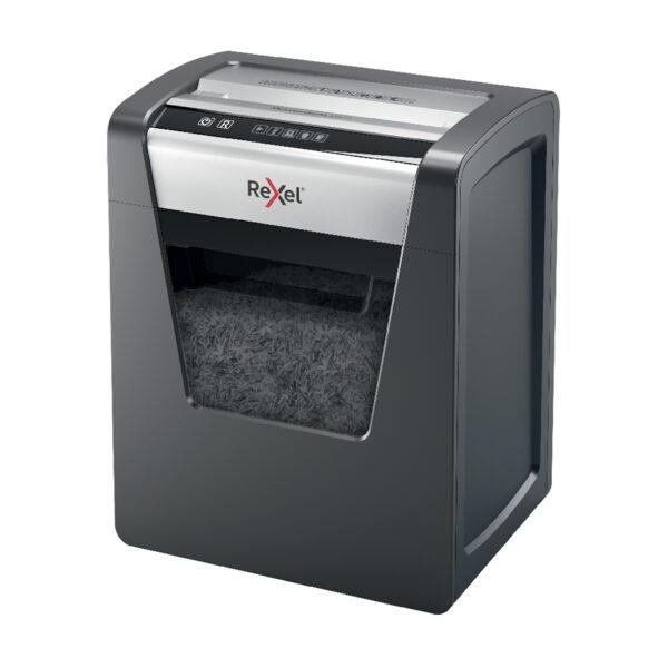 Уничтожитель документов Rexel Momentum M510+ до 10 листов, черный