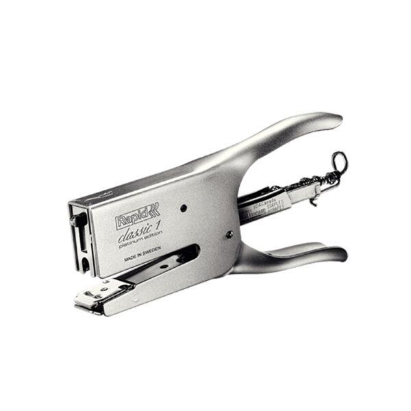 Степлер-плаер RAPID, К1 cкоба №24/6-24/8 металлический