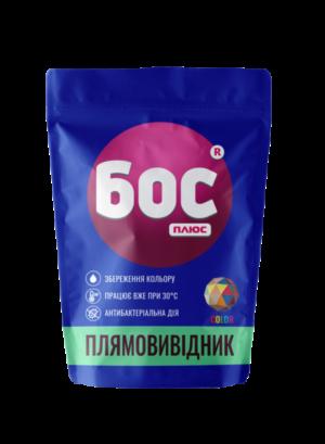 Пятновыводитель кислородный для цветных тканей БОС плюс COLOR сошет 50г