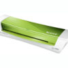 Ламинатор Leitz iLAM Home Office A4, 125мкм, 310мм/мин, зеленый металлик