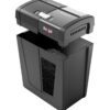 Уничтожитель документов Rexel Secure Х10 до 10 листов, черный 59616
