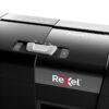 Уничтожитель документов Rexel Secure Х10 до 10 листов, черный 59617