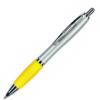 Ручка шариковая автоматическая пластиковая Slim (6 цветов) 61804