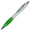 Ручка шариковая автоматическая пластиковая Slim (6 цветов) 61805