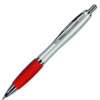 Ручка шариковая автоматическая пластиковая Slim (6 цветов) 61806