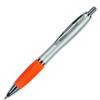 Ручка шариковая автоматическая пластиковая Slim (6 цветов) 61807