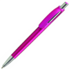 Ручка шариковая автоматическая пластиковая Toro lux (9 цветов) 61625