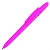 Ручка шариковая автоматическая пластиковая FILL Solid (10 цветов) 61430
