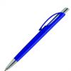 Ручка шариковая автоматическая пластиковая Toro lux (9 цветов) 61627