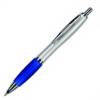 Ручка шариковая автоматическая пластиковая Slim (6 цветов) 61808