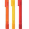 Ручка шариковая автоматическая пластиковая NEO VIVA (3 цвета)