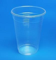 Стакан пластиковый, 100мл, прозрачный, 100шт