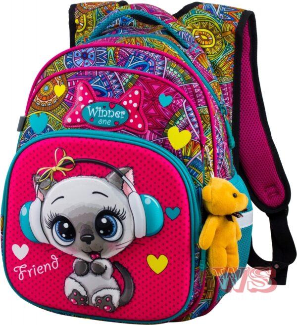 Рюкзак для школы Winner One R3-220